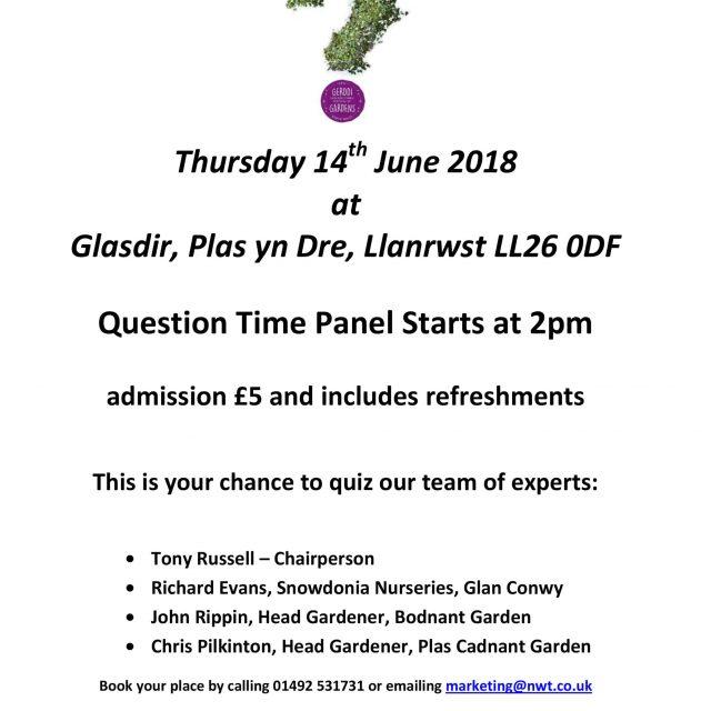 Gardener's Question Time