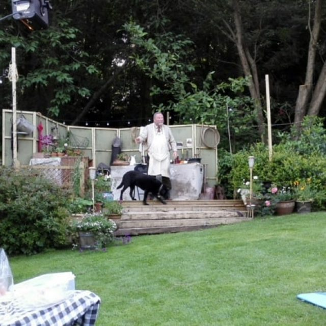 Old Herbaceous – Early evening performance of a one man play