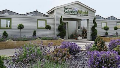North Wales Garden World