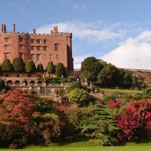 Powis Castle and Gardens