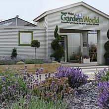 North Wales Garden World